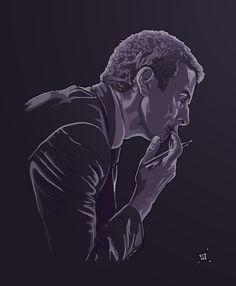 Plotting Malcolm by phantoms-siren.deviantart.com on @deviantART