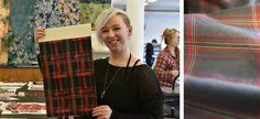 Edinburgh, April 2016 – Edinburgh International Film Festival (EIFF) has collaborated with Edinburgh College of Art (ECA) and world renowned fabric suppliers, Bute Fabrics, to produce a tartan to c…