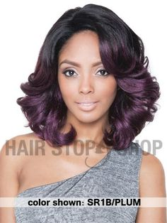 Mane Concept Red Carpet Lace Front Wig - RCP-744 BISOLA TOUSLE