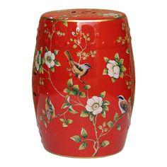 Porcelain Garden Stool Ceramic Garden Stools Ceramic