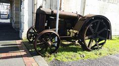 Old school Traktor