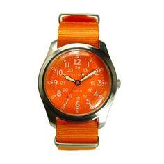 Tokyo Bay Arcade Watch - Orange
