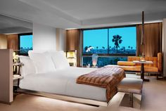 Hotel Room Photos and Suite Photos | SLS Hotel at Beverly Hills
