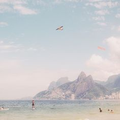 BE A TRAVELER, NOT A TOURIST @elcaminotravel Instagram photos | Ipanema Beach, Rio de Janeiro, Brazil