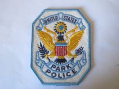 US Park Police my collection