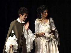 Des enfants interprètent Molière à l'Institut Français, Agenda Culturel