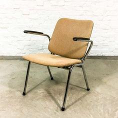 Gispen Lounge Chair by Martin de Wit, 1960s