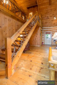 Delicieux Blue Ridge Cabin Review: Raccoon Lodge Cabin Near Fort Mountain