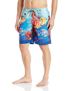 Polo Ralph Lauren Mens Shelter Island 9 Swim Trunks 34 Bittersweet Orange >>> Read more reviews of the product by visiting the link on the image.