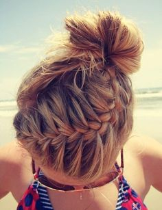 Five Sizzling and Hot Braided Hairstyles