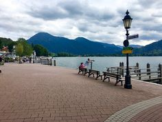 Tegernsee in the Bavarian Alps http://ift.tt/2y3rNWh