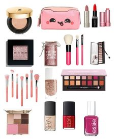 """Cuties makeup"" by glamourgirl0416 ❤ liked on Polyvore featuring beauty, Lancôme, Ilia, Bobbi Brown Cosmetics, Anya Hindmarch, Fresh, Bdellium Tools, Major Moonshine, Stila and MAC Cosmetics"