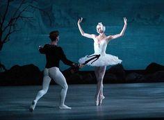 "Vladimir Schklyarov and Oxana Skorik - ""Swan Lake"" at Segerstrom Center for the Arts - Mariinsky Ballet & Orchestra (Allen J. Famous Ballets, Under A Spell, Male Ballet Dancers, Ballet Performances, Mata Hari, Swan Lake, Dance Art, Child Life, Culture"
