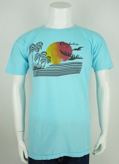 Vintage 1980's Classic Acapulco Printed by foundationvintage