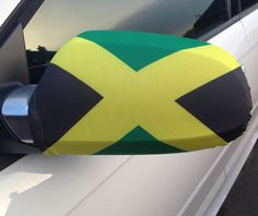 Our Jamaica Car Mirror Flag is the perfect addition to your car so that you can fly your colours! So if your feeling patriotic, buy your flag and hold it high!