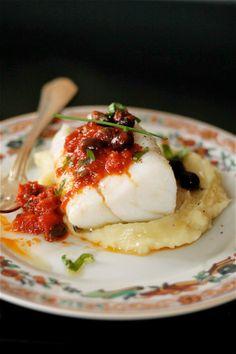 Italian Cooking - The Joys Of Cooking Italian Dishes! Fish Dishes, Seafood Dishes, Italian Dishes, Italian Recipes, Italian Cooking, Fish Recipes, Gourmet Recipes, Nordic Recipe, Joy Of Cooking