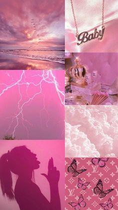 Hintergrundbild Pink