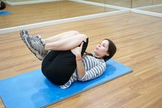 How to Get Rid of a Pooch With Hip Flexor Stretches