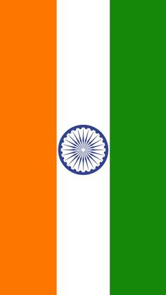 Free Download of India Flag for Mobile Phone Wallpaper 12 of 17 - Vertical India Flag