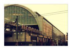 metro station at Alexanderplatz Metro Station, Berlin, Louvre, Building, Travel, Viajes, Buildings, Destinations, Traveling
