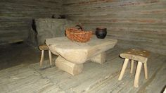Zdjęcia skansenów i muzeów w okolicach Biecza | Wczasy pod gruszą Skansen archeologiczny do zobaczenia w Jaśle. http://www.domkiwbeskidach.pl/noclegi-jaslo.html