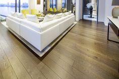 Hakwood flooring - European oak - Harmony - Colour Collection - Residential Riverwalk project