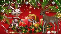 Christmas Fun - Other Wallpaper ID 1291139 - Desktop Nexus Abstract