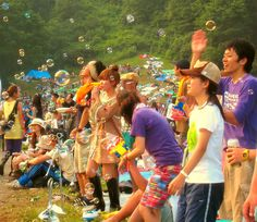 Music Festivals  Japan has several summer music festivals that are worth checking out. These include Summer Sonic, Fuji Rock and the Sado Earth Celebration.