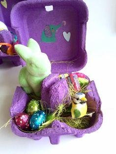 SÜSSES OSTERNESTCHEN | ГНЕЗДЫШКО НА ПАСХУ #ostern #geschenk #diy #kinder #basteln #kids #дети #пасха #подарок #своимируками Cake, Desserts, Blog, Kids, Easter, Gifts, Tailgate Desserts, Young Children, Pie