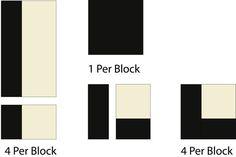 Morning Star Quilt Block Instructions