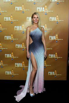 Gwyneth Paltrow ha indossato un abito Versace alla 4° edizione dei ...