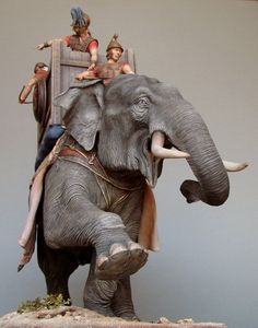 Фрагменты 3d Street Art, Animal Sculptures, Sculpture Art, War Elephant, Elephant Photography, Elephant Design, Large Animals, Art Model, Wildlife Art