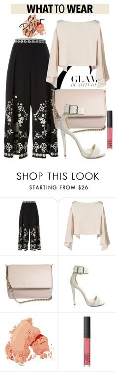 """OOTD"" by gigi-lucid ❤ liked on Polyvore featuring Temperley London, Givenchy, Bobbi Brown Cosmetics and NARS Cosmetics"
