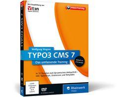 In Vorbereitung: TYPO3 CMS 7 – Das umfassende Training