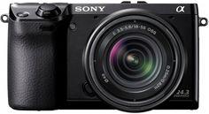 Sony Nex 7 + 18-55mm