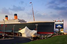 Branson Titanic - World's Largest Museum Attraction is one of the most popular attractions in Branson. See memorabilia from the ship as you learn more about the Titanic and its passengers.