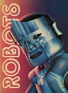 Peter Tybus - Robots