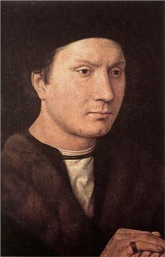 Portrait of a Man - Hans Memling