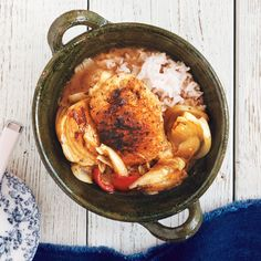 Learn how to make Chicken Thighs Braised in Garlic and White Wine. MyRecipes has 70,000+ tested recipes and videos to help you be a...