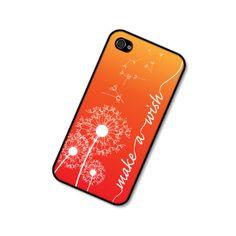 iphone4 case Tangerine Wish