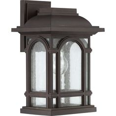 Quoizel Cathedral 1 Light Tall Outdoor Wall Sconce with Clear Glass Palladian Bronze Outdoor Lighting Wall Sconces Outdoor Wall Sconces Led Outdoor Wall Lights, Outdoor Ceiling Fans, Outdoor Wall Lantern, Outdoor Wall Sconce, Outdoor Walls, Wall Sconce Lighting, Outdoor Lighting, Wall Sconces, Lantern Lighting