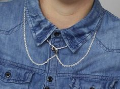 DaWanda DIY: Bubikragenkette (Videoanleitung) // DIY Peter Pan collar necklace via blog.dawanda.com