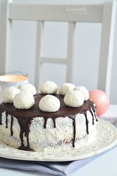 Hólabda torta - Milán 9. születésnapjára ❤ Food To Make, Gluten Free, Cake, Desserts, Foods, Modern, Glutenfree, Tailgate Desserts, Food Food