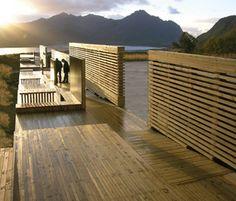 Norwegian Rest Stop