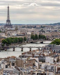 I Love Paris, Beautiful Places In The World, Paris France, Paris Paris, Most Visited, Paris Travel, Places To See, Paris Skyline, Photos
