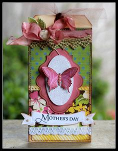 Love this Mother's Day tag from Spellbinders