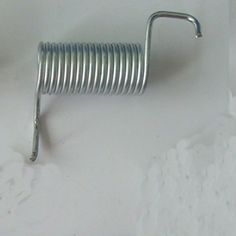 Adjustable torsion spring