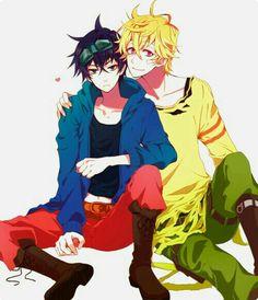 Karneval ~~ Gareki and Yogi