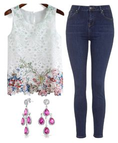 """""""Violet"""" by fabaliciousgurl ❤ liked on Polyvore"""