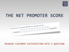 Net Promoter Score (NPS) - Measure Customer Satisfaction in 1 Question Scores, Promotion, Presentation, This Or That Questions, How To Plan, Education, Action, Free, Group Action